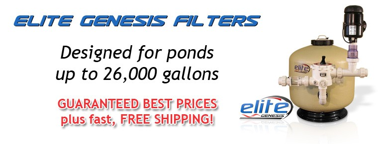 GENESIS Filters, Professional Pond Bead Filter Systems